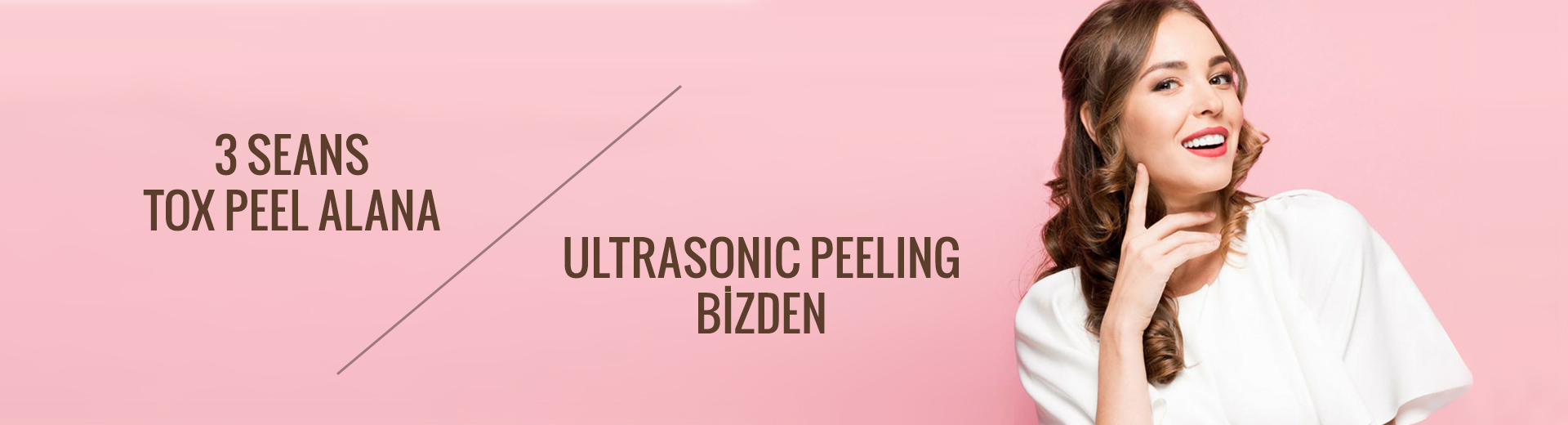 ultrasonik peeling